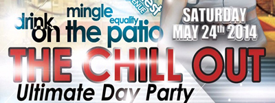 Click to view Flyer for The Chill Out Ultimate Day Party flyer