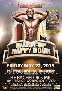 The Wam Up Happy Hour
