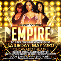 "Mega Women's Event Pride ""Empire"""
