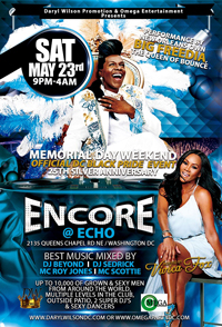 The Encore Mega Party
