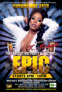 Epic Mega Day Party