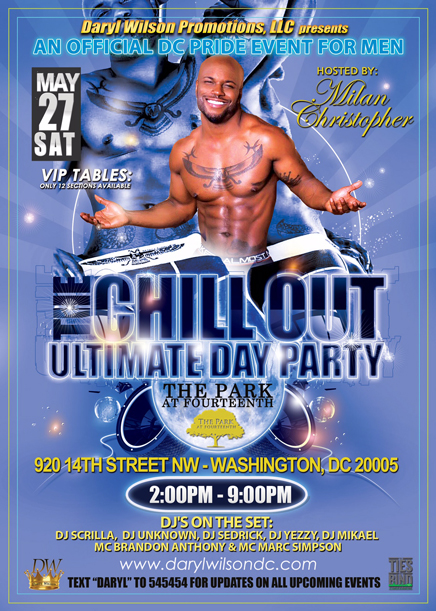 The Chill Out Ultimate Day Party