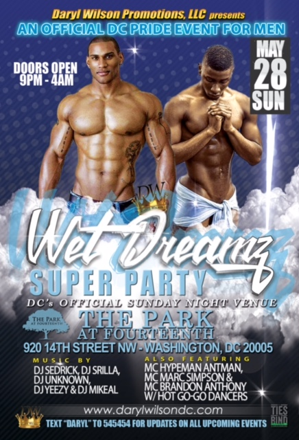 Wet Dreamz Super Party