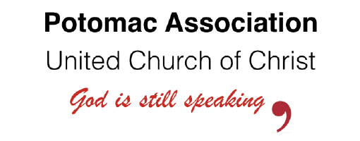 Potomac Association Central Atlantic Conference, United Church of Christ